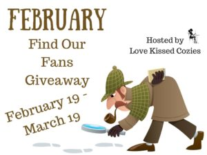 Cozy Mystery Win A Prize Giveaway