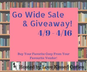 Go Wide Sale and Giveaway