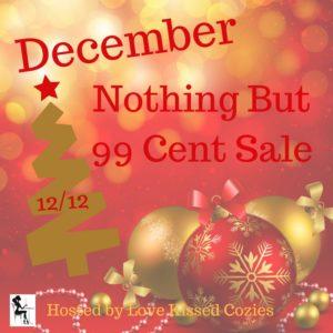 Cozy Mystery Christmas Book Sale